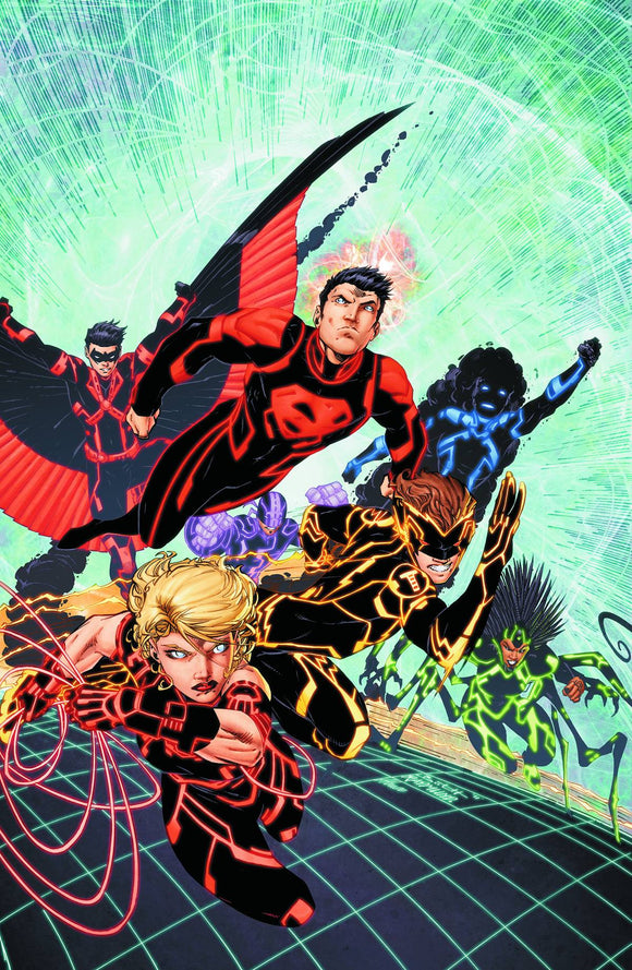 Teen Titans Tp Vol 02 The Culling