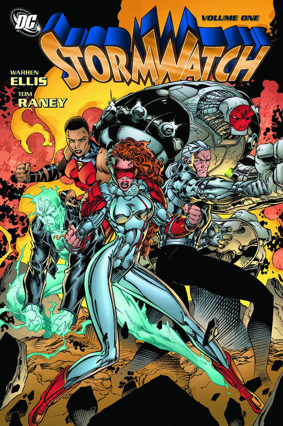 Stormwatch Tp Vol 01