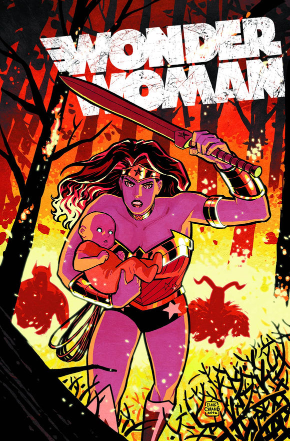Wonder Woman Hc Vol 03 Iron