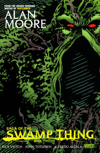 Saga of The Swamp Thing TP Book 05 - Books