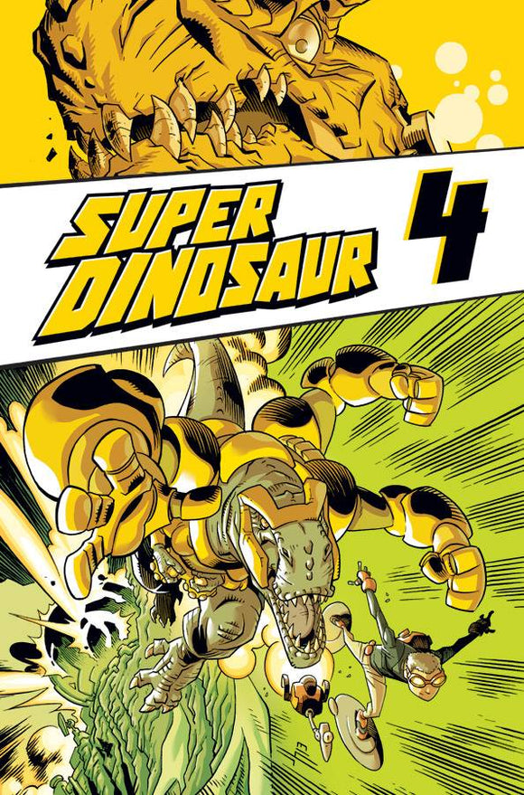 Super Dinosaur Tp Vol 04