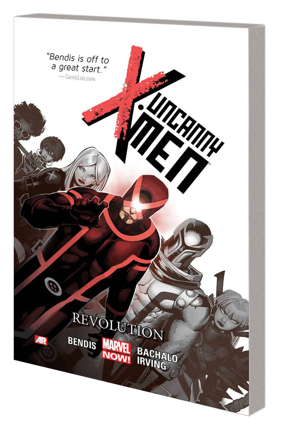 Uncanny X-Men Tp Vol 01 Revolution