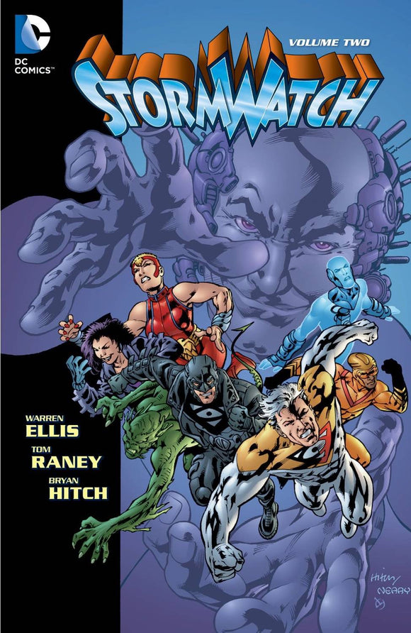 Stormwatch Tp Vol 02