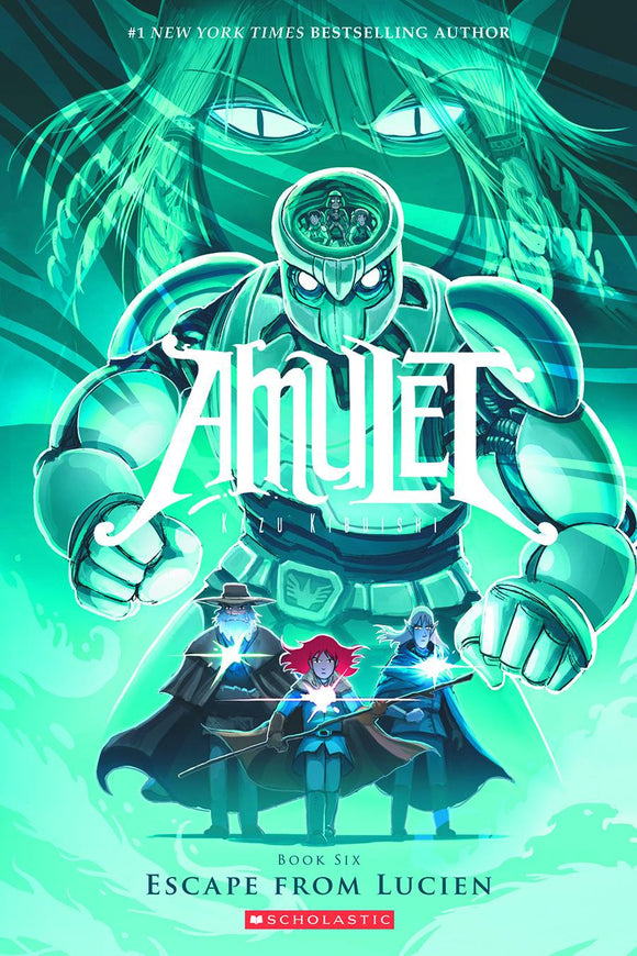 Amulet SC Vol 06 Escape From Lucien - Books
