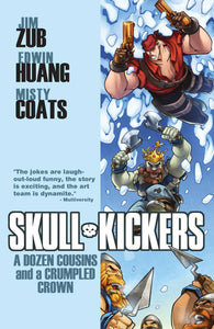 Skullkickers Tp Vol 05 Dozen Cousins & A Crumpled Crown