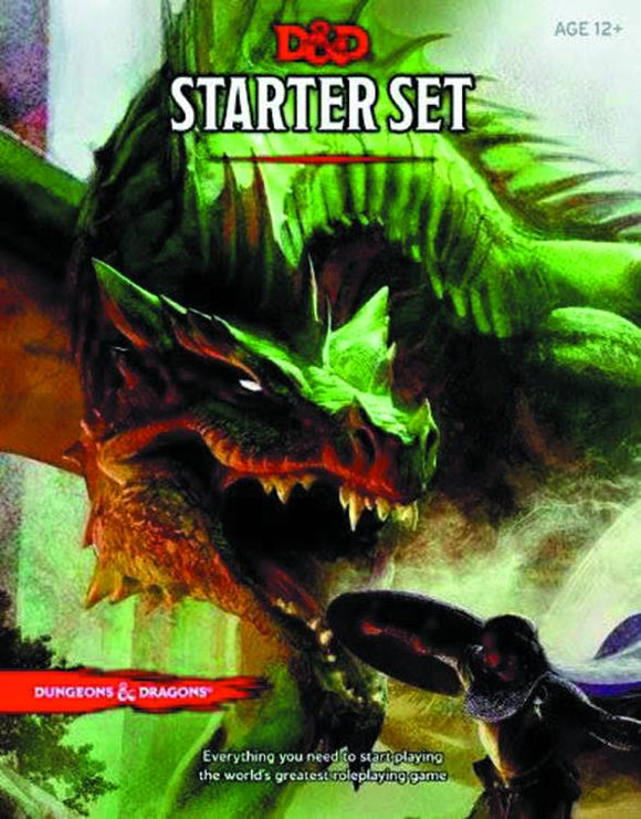 Dungeons & Dragons Next Starter Game Set