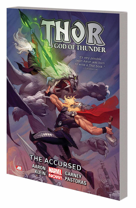 Thor God Of Thunder Tp Vol 03 Accursed