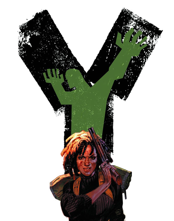 Y The Last Man TP Book 02 - Books