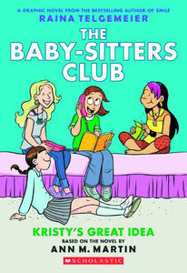 Baby Sitters Club Color Ed GN Vol 01 Kristys Great Idea - Books