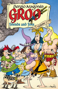 Groo Friends And Foes Tp Vol 01