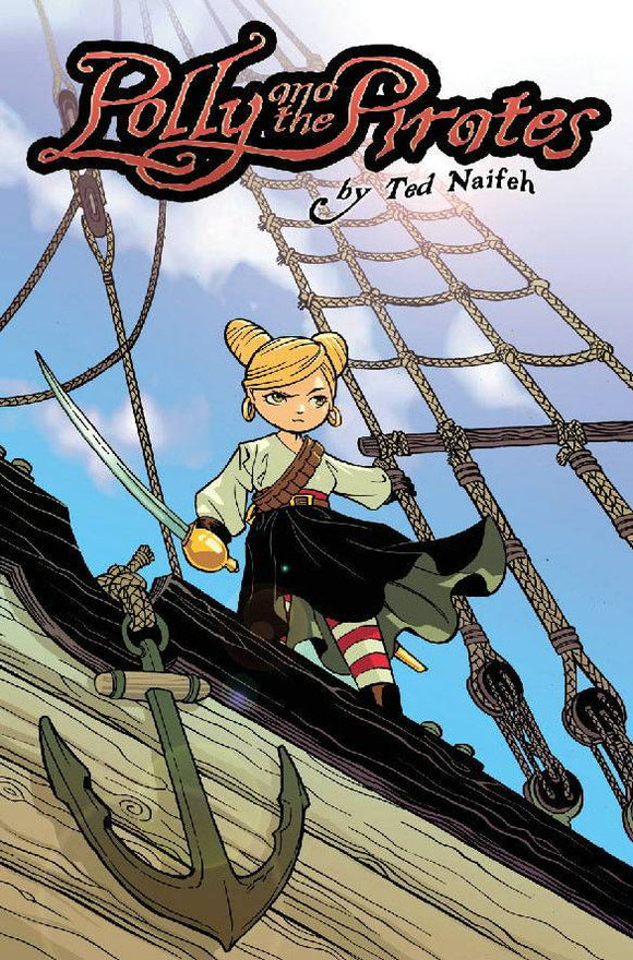 Polly & Pirates Tp Vol 01 New Ptg