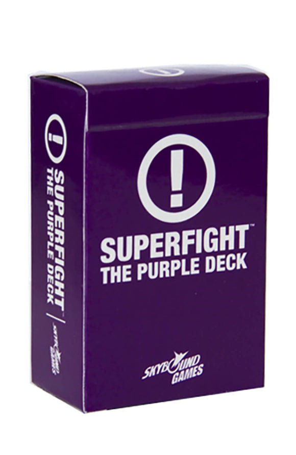 Superfight Purple Deck