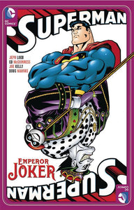 Superman Emperor Joker Tp