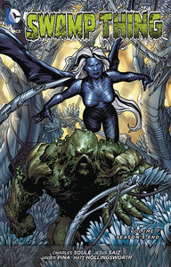 Swamp Thing Tp Vol 07 Seasons End
