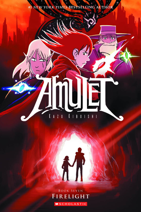 Amulet SC Vol 07 Firelight - Books