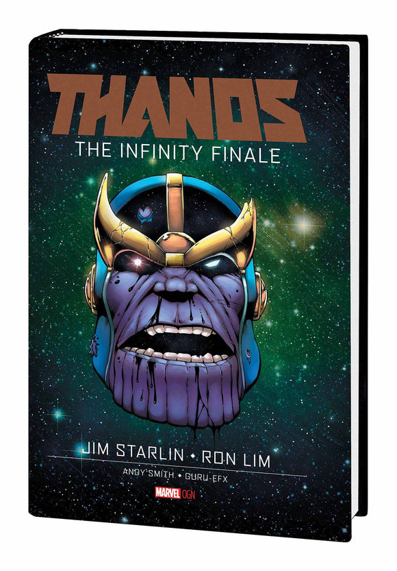 Thanos Infinity Finale Ogn Hc