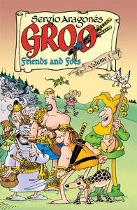 Groo Friends And Foes Tp Vol 03