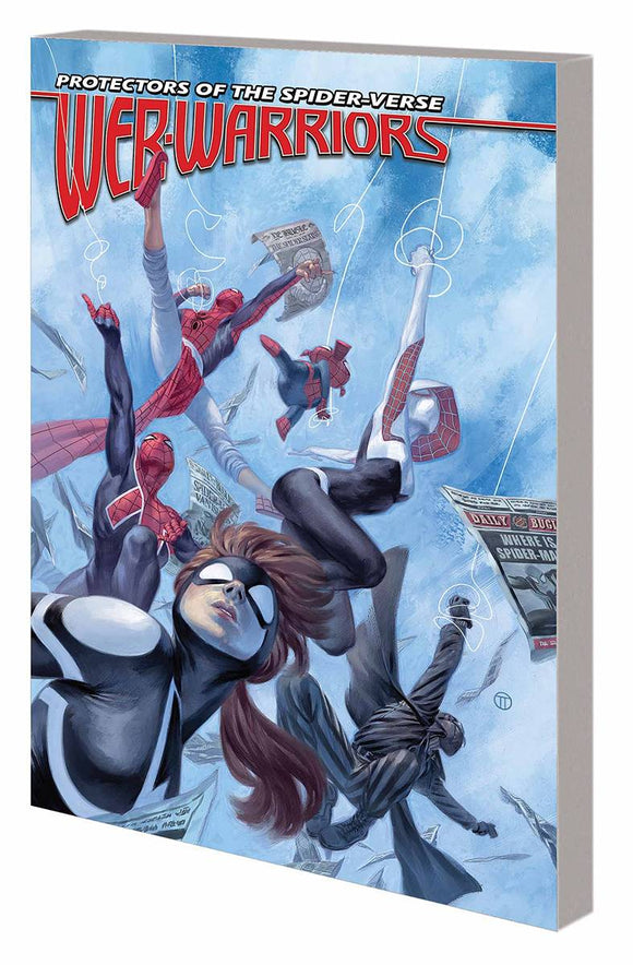 Web Warriors Of Spider-Verse Tp Vol 01 Electroverse