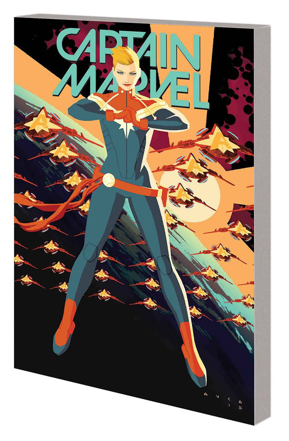 Captain Marvel Tp Vol 01 Rise Of Alpha Flight