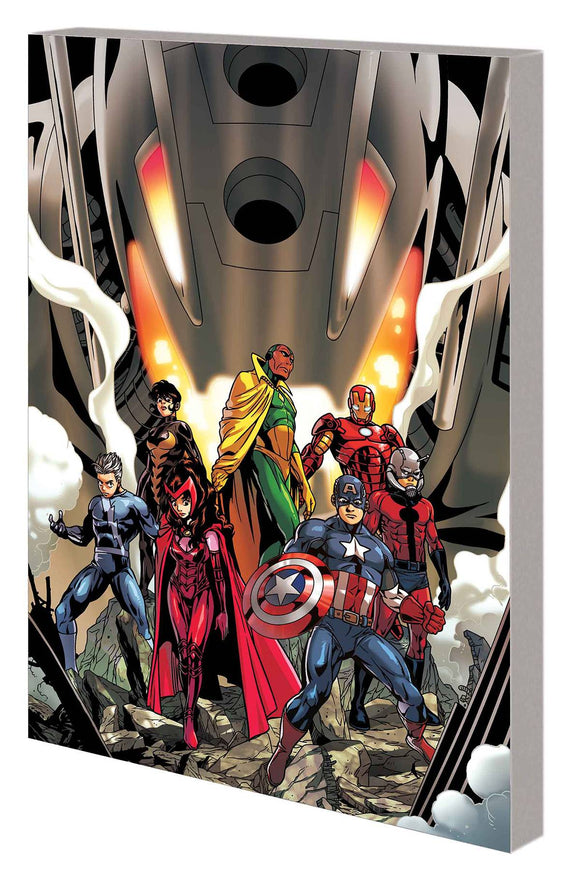 Avengers K Tp Book 02 Advent Of Ultron