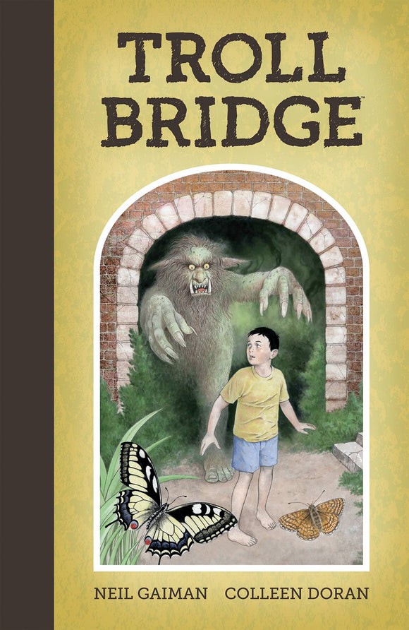 Neil Gaiman Troll Bridge Hc