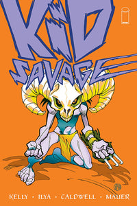 Kid Savage Tp Vol 01