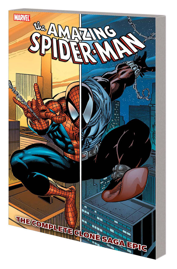 Spider-Man Complete Clone Saga Epic Tp Book 01 New Ptg