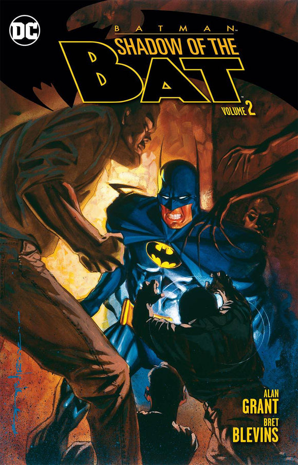 Batman Shadow Of The Bat Tp Vol 02