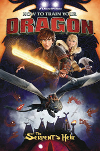 How Train Your Dragon Serpents Heir Tp