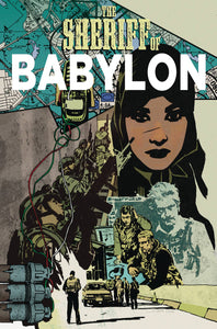 Sheriff Of Babylon Tp Vol 02 Pow Pow Pow