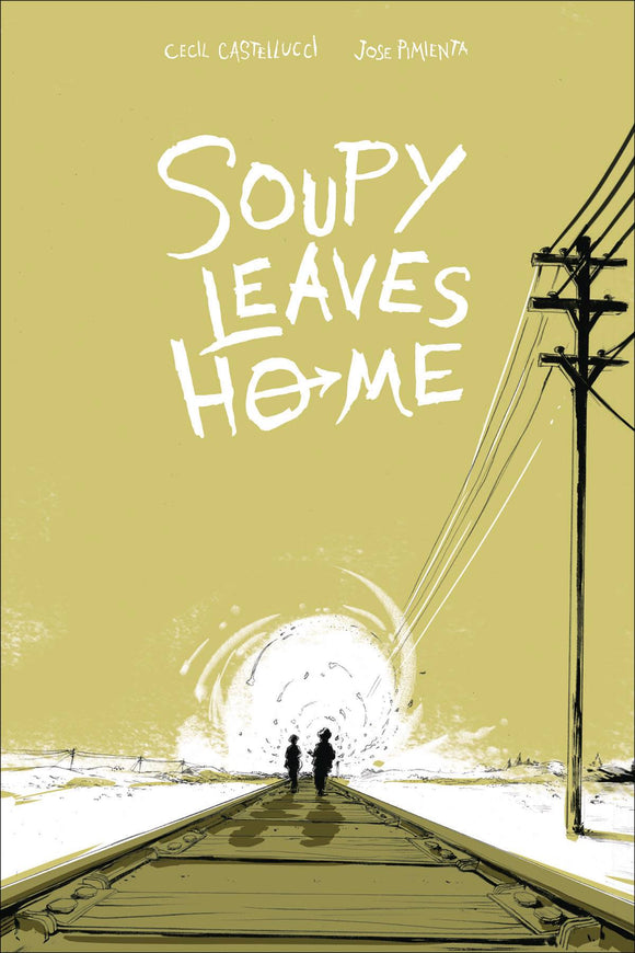 Soupy Leaves Home Tp