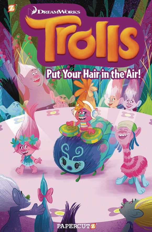 Trolls Gn Vol 02 Put Your Hair In The Air