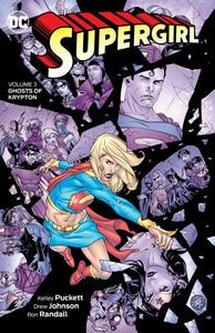 Supergirl Tp Vol 03 Ghosts Of Krypton