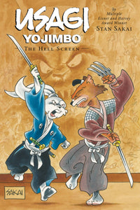 Usagi Yojimbo Tp Vol 31 Hell Screen