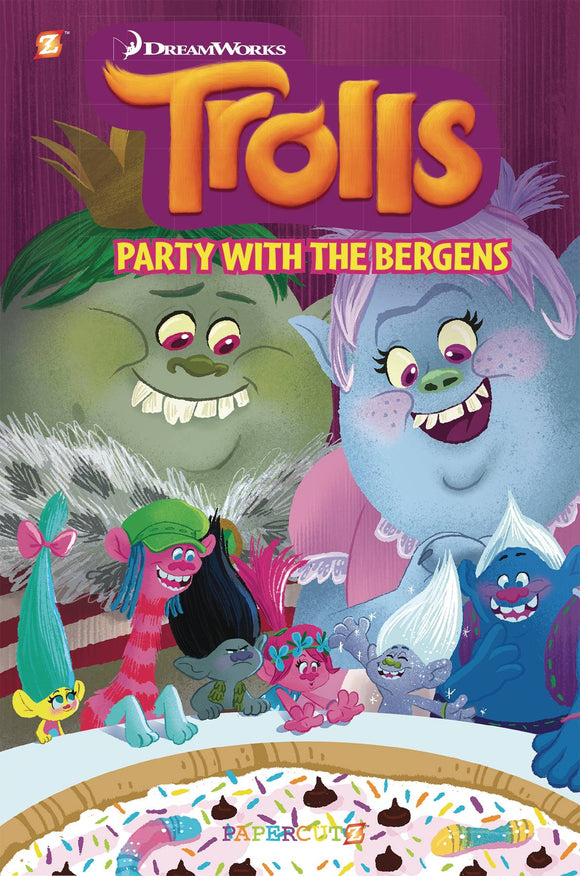 Trolls Gn Vol 03 Party With Bergens