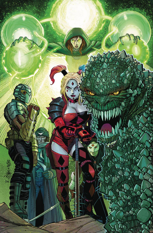 Suicide Squad Tp Vol 03 Burning Down The House