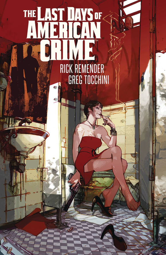 Last Days of American Crime TP - Books