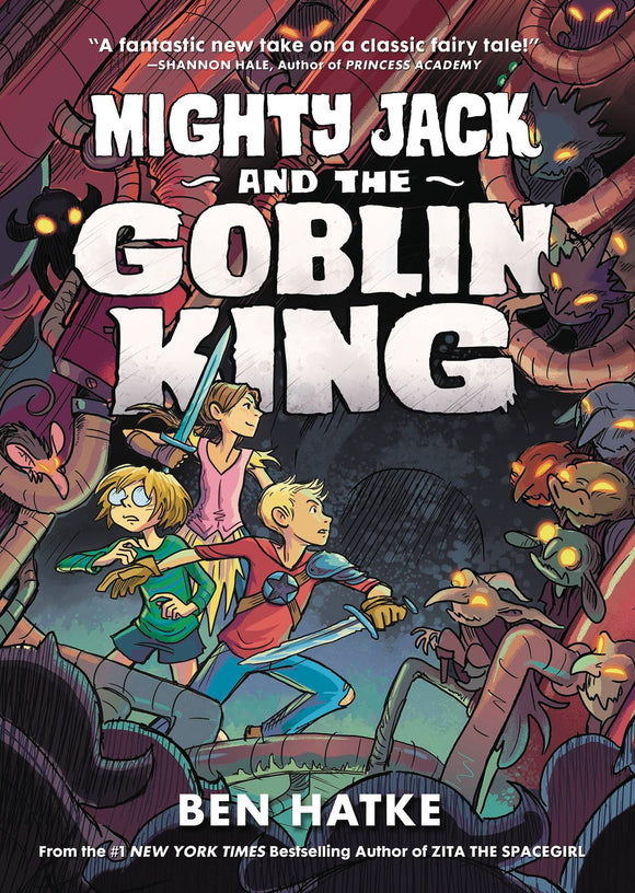 Mighty Jack Gn Vol 02 Goblin King