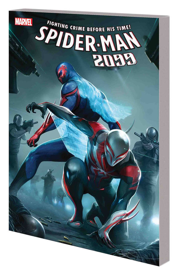 Spider-Man 2099 Tp Vol 07 Shock