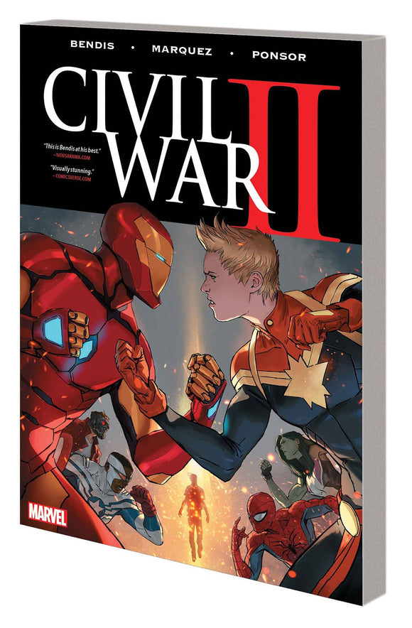 Civil War Ii Tp