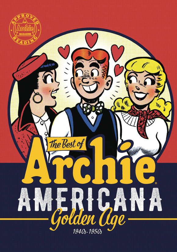 Best Of Archie Americana Tp Vol 01 Golden Age