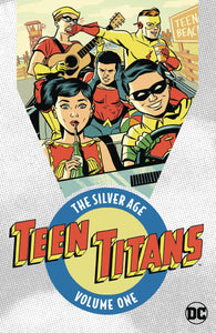 Teen Titans The Silver Age Tp Vol 01