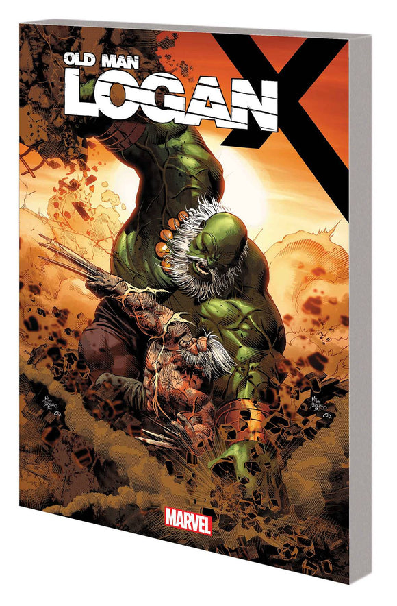 Wolverine Old Man Logan Tp Vol 06 Days Of Anger