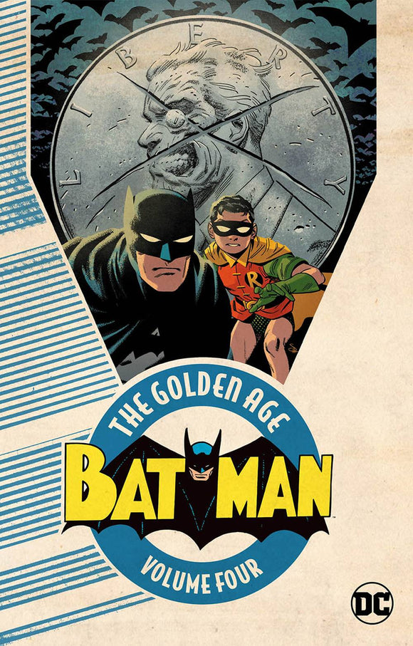 Batman The Golden Age Tp Vol 04