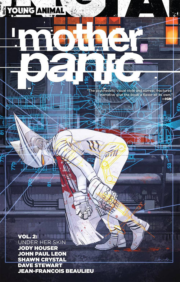 Mother Panic Tp Vol 02 Under Her Skin