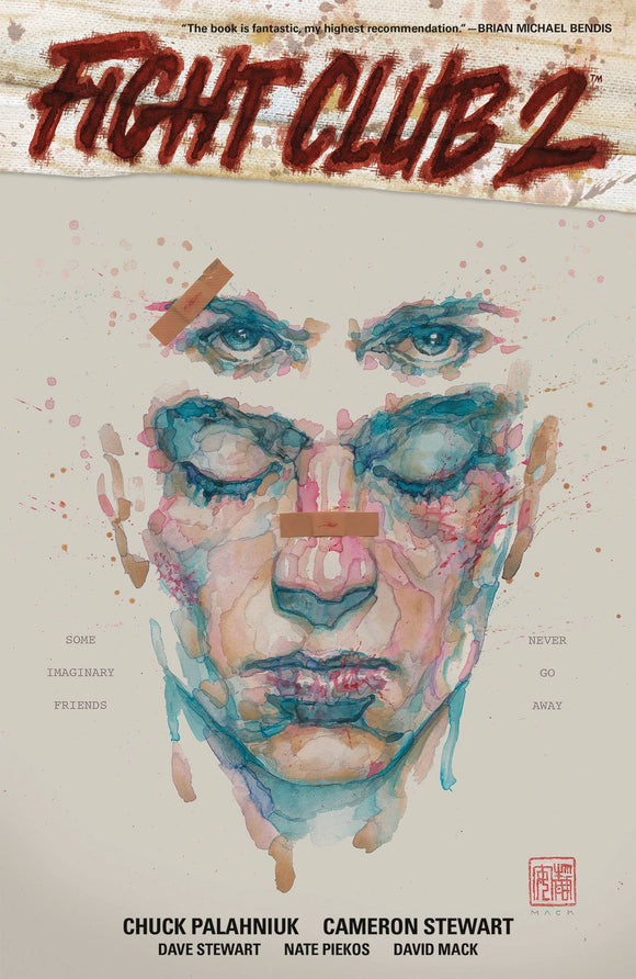 Fight Club 2 TP - Books
