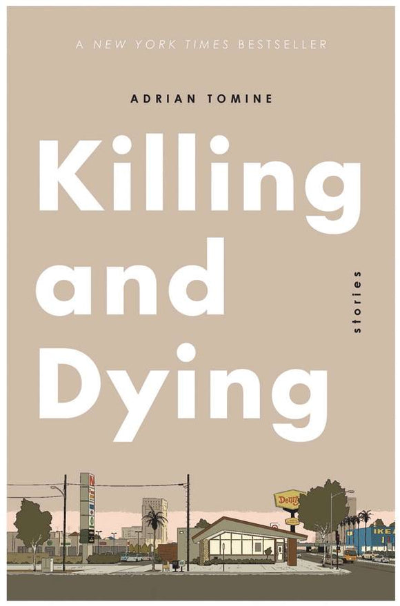 Killing & Dying Gn Tomine