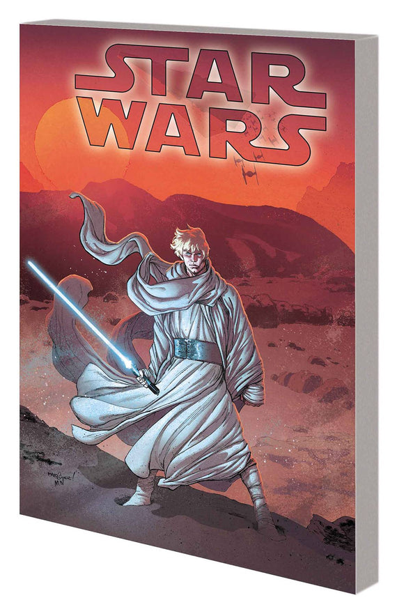 Star Wars TP Vol 07 Ashes of Jedha - Books