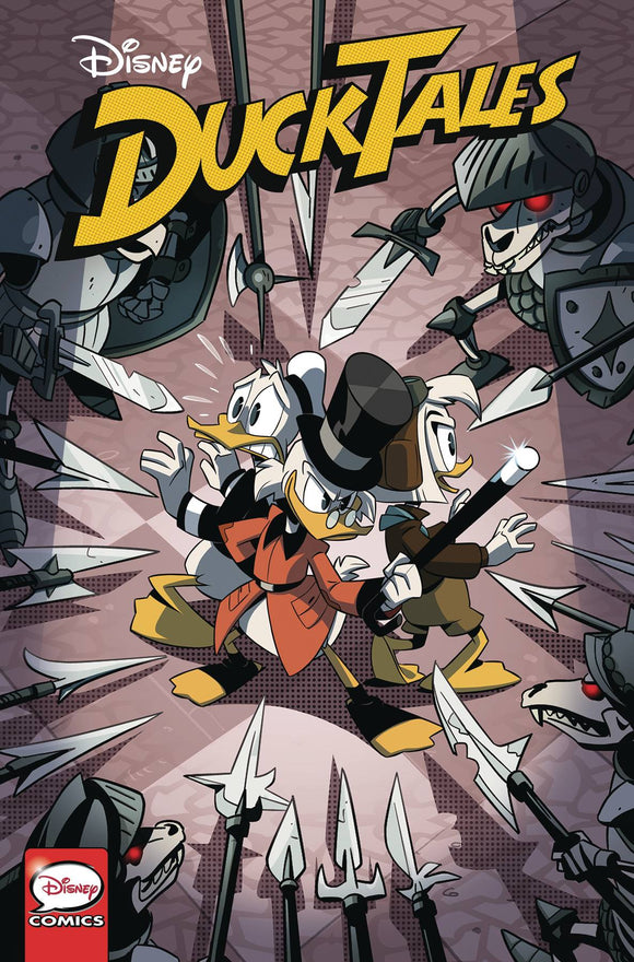 Ducktales Tp Vol 02 Mysteries & Mallards