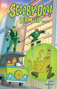 Scooby Doo Team Up Tp Vol 05